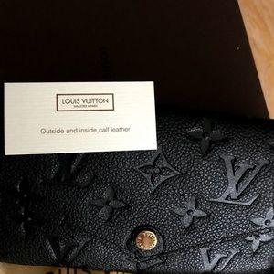 New Authentic Louis Vuitton Wallet